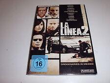 DVD  La Linea 2 In der Hauptrolle Aidan Quinn, Andy Garcia, Mario Peebles