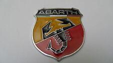 FREGIO / ADESIVO ABARTH fiat 500 punto gt bravo t-jet 124 spider