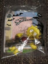 2011 The Simpsons Tree House of Horrors Burger King Kids Meal Toy - Lisa