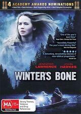 Winter's Bone (DVD, 2011) Jennifer Lawrence, John Hawkes   New Region 4