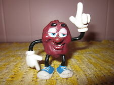 California Raisin PVC Character With Blue Sneakers