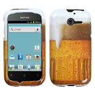 For Huawei Ascend Y H866C HARD Case Protector Snap On Phone Cover Beer accessory