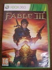 XBOX360 GAME - FABLE III