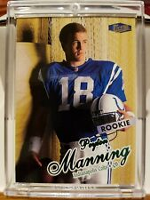 1998 ULTRA #416 PEYTON MANNING INDIANAPOLIS COLTS ROOKIE CARD!