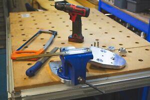 Festool MFT3 Portable Bench Top Vice Plate, Workbench Drop In Irwin Unit