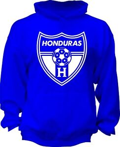 Honduras Hooded Sweatshirt Hoodie Hoody Sudadera Seleccion Catracha Shirt