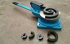 Metal steel Coil Hoop Scroll Bender ornamental fabrication metal work