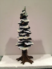 "Department 56  Pole Pine Tree 8"" Village Accessory 5528-0"