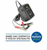 600mA 0.6A Sealed Lead Acid Battery Automatic Smart Charger for  2V 6V 12V SLA