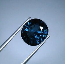 Srilankan Untreated Certified Cobalt Blue Spinel 5.32 Ct.(Rare Find) (00445)
