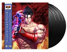 Tekken 3 (Original Soundtrack) 4LP Neuf sous blister