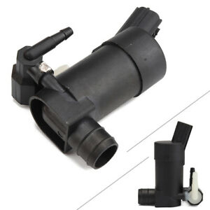 31349228 Windshield Washer Pump For Ford Focus 2012-15 13 Volvo C30 V50 V70 XC70