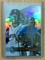 Kyle Lewis ✨ 2020 Topps Gold Label Class 3 RC #87 🔥 Mariners Rookie Card ROY?
