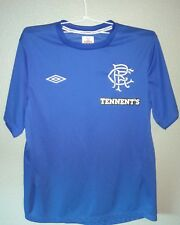 Nuevo anuncioTshirt Glasgow Rangers Football Club 2012 Umbro Size M 77532f62343ac