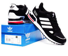Adidas ZX 750 Women's Men's Trainers Shoes Black White Red Color UK 6-9.5
