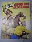 TEX n. 340 febbraio 1989 originale - SENZA VIA DI SCAMPO Sergio Bonelli editore