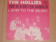 "THE HOLLIES -Son Of A Rotten Gambler- 7"" 45"
