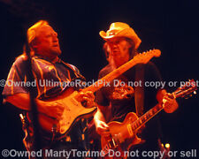CSNY CSN PHOTO STEPHEN STILLS NEIL YOUNG 8X10 Concert Photo by Marty Temme