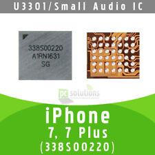 ✅ iPhone 7 / 7 + Plus Small Audio IC U3301 338S00220 U3502 U3402 - Top Qualität