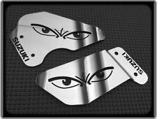 Polished Heel Plates for SUZUKI GSXR750 SRAD Up to 1999, GSXR 750
