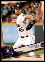 2019 TOPPS OF THE CLASS GERRIT COLE HOUSTON ASTROS #TC-41