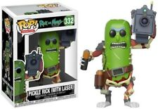 Rick & Morty - Pickle Rick w/Laser - Funko Pop! Animation (2018, Toy NUEVO)