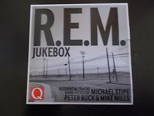 R.E.M. Jukebox CD - 15 Tracks Hand-Picked by Michael Stipe/Mike Mills/Peter Buck