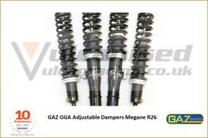 Gaz Gold Renault Megane R26 F1 230 2.0T Models GGA465  Coilover Kit