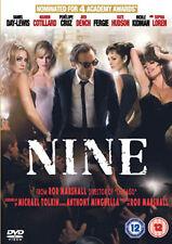 NINE - DVD - REGION 2 UK