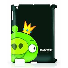 Gear 4 iPad Angry Birds Case/Cover Pig King Design for iPad 2, Ipad 3 and Ipad 4