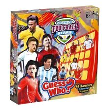 World Football Stars GUESS WHO Childrens Game