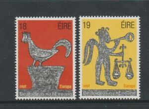 Ireland - 1981, Europa set - MNH - SG 491/2