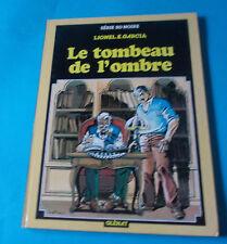 LE TOMBEAU DE L'OMBRE (ed. Glenat 1980)