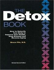 The Detox Book: How to Detoxify Your Body to Improve Your Health, Stop-ExLibrary
