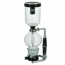 Tca-2 Hario Coffee Syphon Technica 2 Cup Filter Vacuum Pot Maker Brewer Siphon
