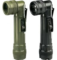 Angle Head Flashlight C Cell Tactical Combat Military Army Camp Outdoor Costume
