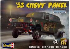 Revell '53 Chevy Panel Truck 1/25 Scale Plastic Model Kit 85-4189
