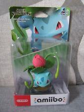 Amiibo Super Smash Bros. - Ivysaur No. 76-NEUF & neuf dans sa boîte