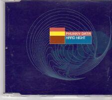 (EY370) Phunky Data, Hard Night - 1999 CD