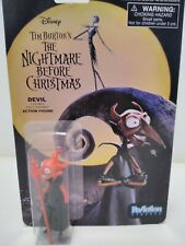 Disney Tim Burton's Nightmare Before Christmas Funko Reaction Figures Devil