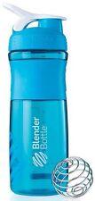 Blender Bottle SportMixer 28 ounce BlenderBottle Sport Mixer Shaker AQUA