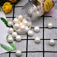 2.5-14mm Edible Sugar Balls Pearls Cake Sprinkles Cake Beads Decoration Y0W7