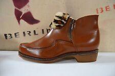 Bottine Bottines Boots Fortuna 50er true vintage 60s Cheville Chaussures snow shoe