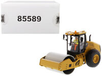CAT CATERPILLAR CS11 GC VIBRATORY SOIL COMPACTOR 1/50 BY DIECAST MASTERS 85589