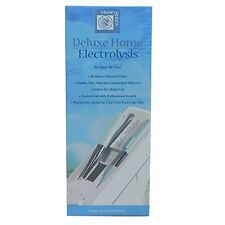Deluxe Home Electrolysis So easy to use Removes unwanted hair Self adjustable