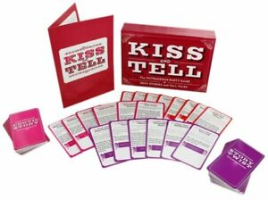 Kiss and Tell - The Outrageous Party Game of Sexy Stories and Tall Tales