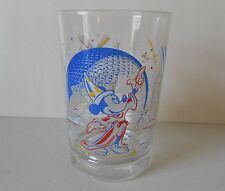 Disney 25th Anniversary Mickey Mouse collector Glass (Remember the Magic)