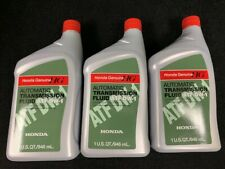3 QUARTS HONDA ATF DW-1 Automatic Transmission Fluid Genuine 08200-9008