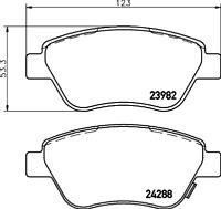 Mintex Front Brake Box Pads + Discs Set MDK0225  - BRAND NEW - 5 YEAR WARRANTY