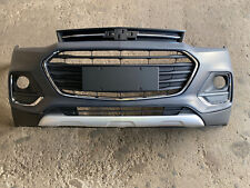 Front Bumper Cover Upper / Lower 2017 2018 2019 CHEVY TRAX Complete + Grille